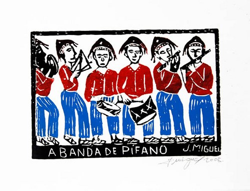 a banda de pífano